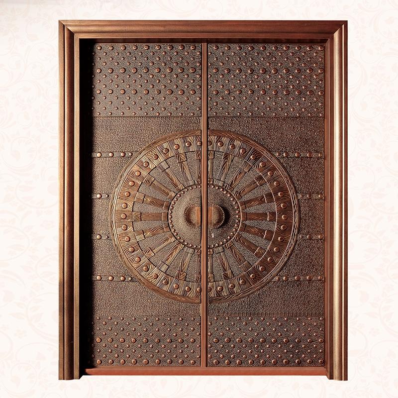 別墅歐式銅門